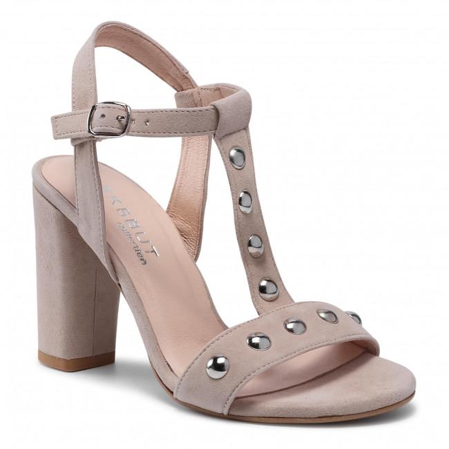 Sandále EKSBUT - 3B-6113-L51 Béžová