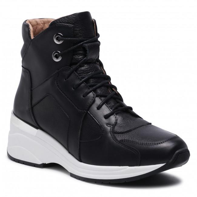 Sneakersy EKSBUT - 7C-6175-155/L92 Čierna
