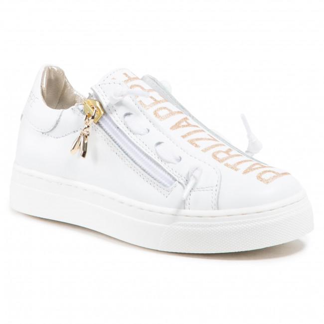 Sneakersy PATRIZIA PEPE - PPJ50.27 M Bianco Vitello