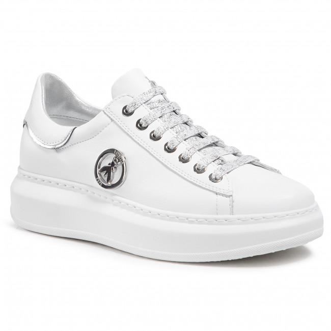 Sneakersy PATRIZIA PEPE - PPJ52.30 Bianco
