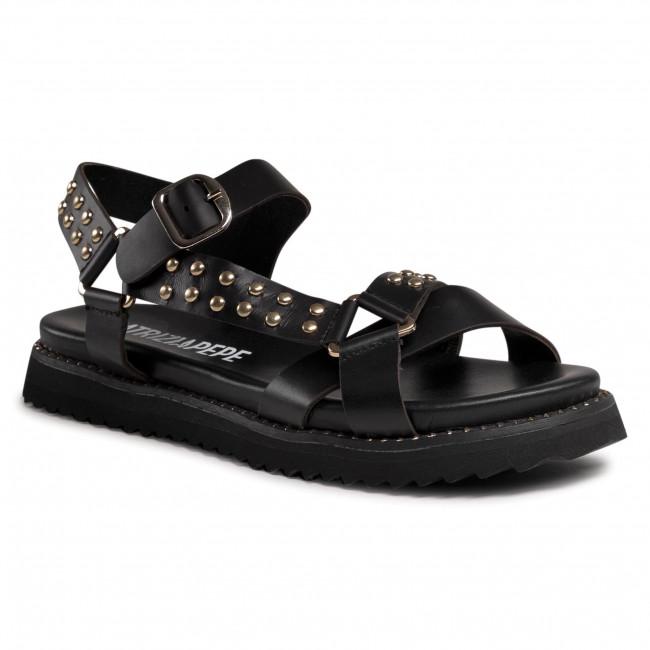 Sandále PATRIZIA PEPE - PPJ78.01 Vitello Nero