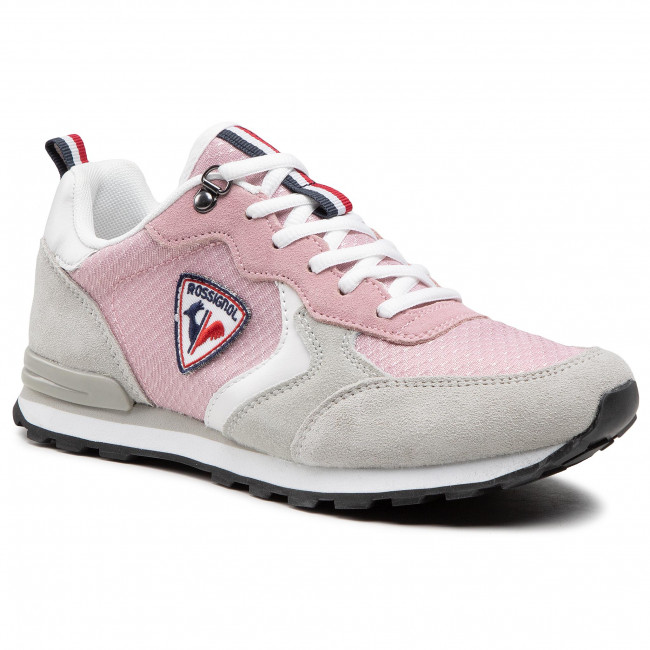 Sneakersy ROSSIGNOL - Heritage RNIWH40 Pink