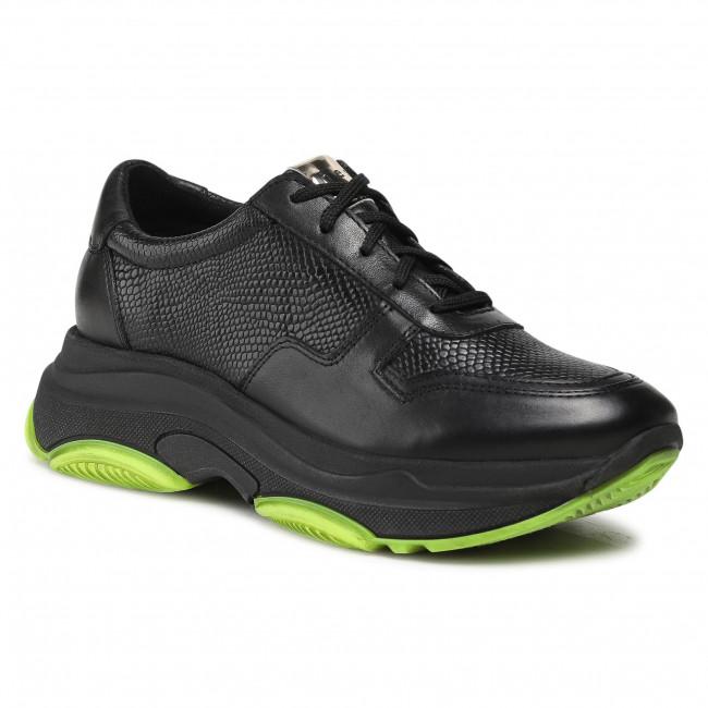 Sneakersy NESSI - 19002 Czarny+Rio
