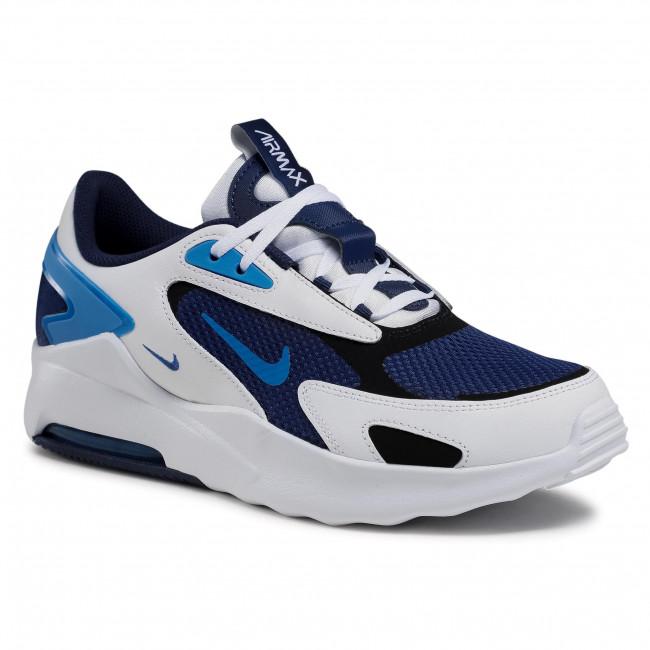 Topánky NIKE - Air Max Bolt 9 (Gs) CW1626 400 Blue Void/Signal Blue/White