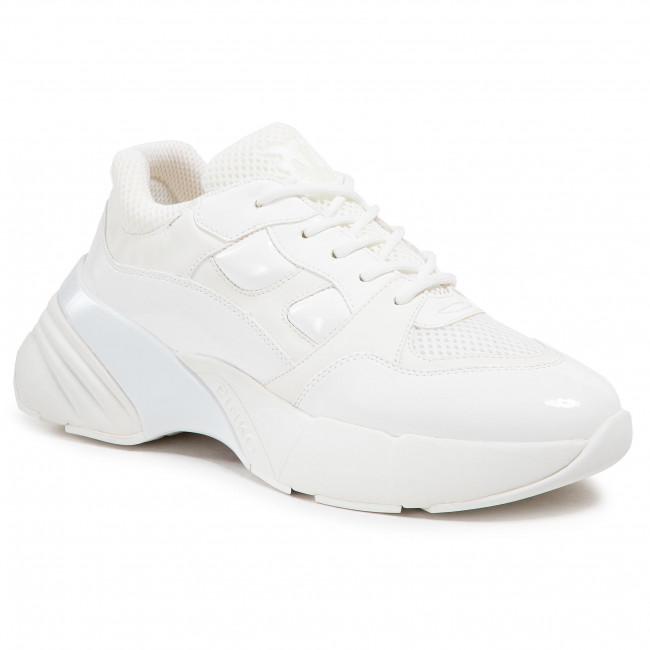 Sneakersy PINKO - Rubino 8 Sneaker Rete Tecnica+ AI 20-21 PRR 1H20W7 Y5BP White Z04