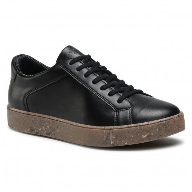 Sneakersy WOJAS - 10071-11 Čierna