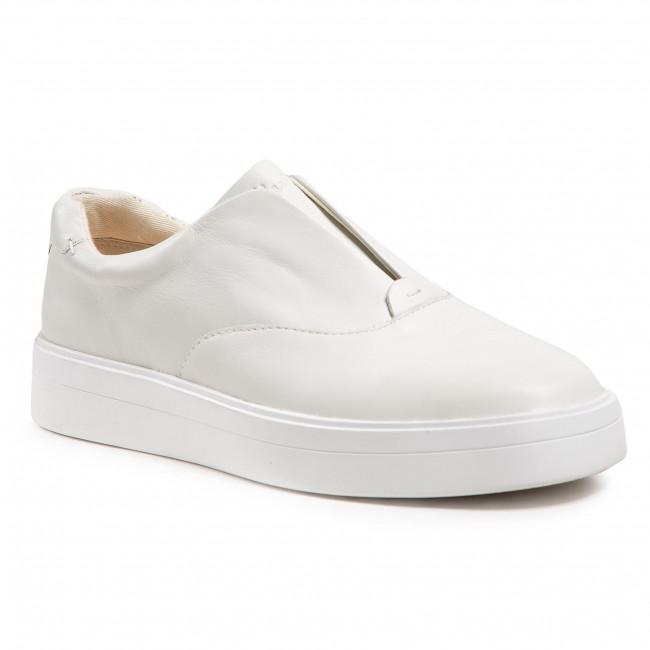 Tenisky CLARKS - Hero Step. 261495694  White Leather
