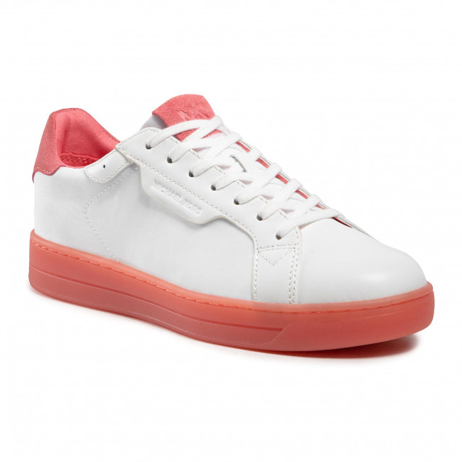 Sneakersy MICHAEL MICHAEL KORS - Keating Lace Up  Opwht/Multi