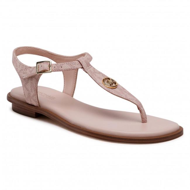 Sandále MICHAEL MICHAEL KORS - Mallory Thong 40S1MAFA1B Ballet