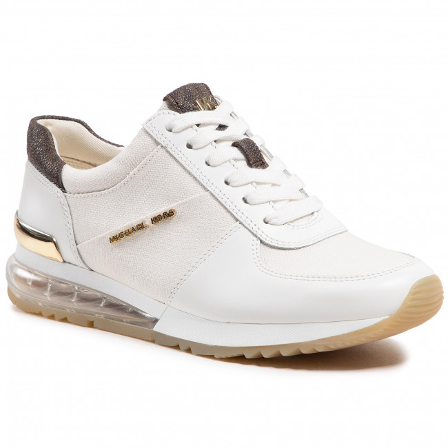 Sneakersy MICHAEL MICHAEL KORS - Allie Trainer Extreme 43S1ALFS3D  Cream Multi