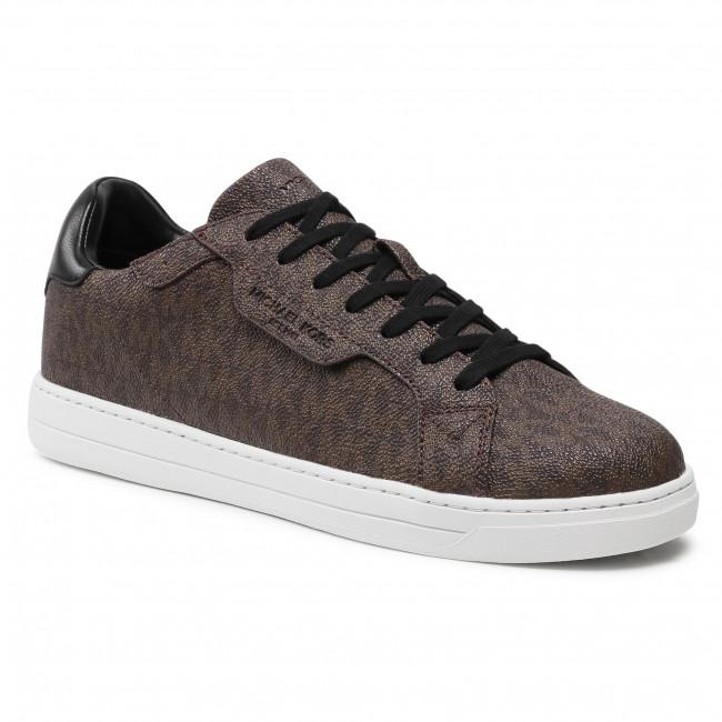 Sneakersy MICHAEL MICHAEL KORS - Keating 42F9KEFS3Q Brown