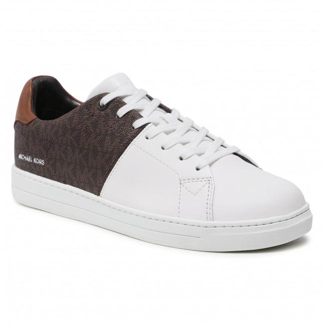 Sneakersy MICHAEL MICHAEL KORS - Caspian 42S1CAFS3L  Brown/White