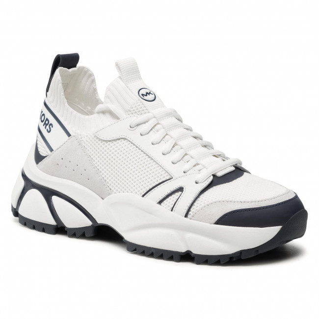 Sneakersy MICHAEL KORS - Lucas 42S1LUFS2D Opt Wht Mult