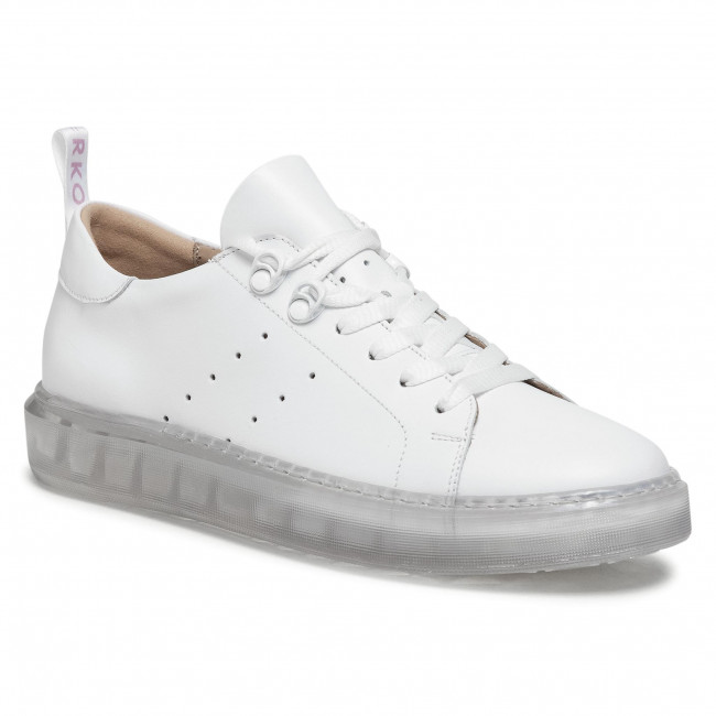 Sneakersy RYŁKO - 0ERJ2_Y Biały 2JN
