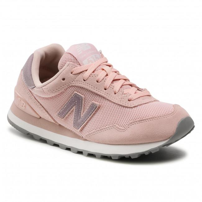 Sneakersy NEW BALANCE - WL515GBP Ružová