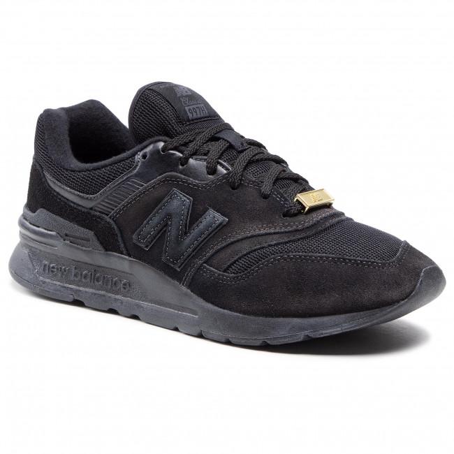 Sneakersy NEW BALANCE - CM997HFX Čierna
