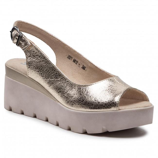 Sandále SIMEN - 06812 Claris Platyna
