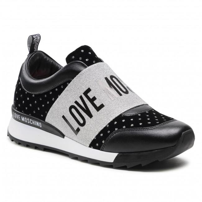 Sneakersy LOVE MOSCHINO - JA15332G0BJSV000 Ne