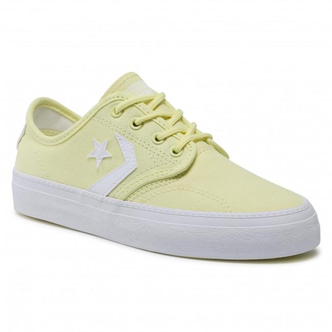 Tenisky CONVERSE - Cons Zakim Ox 157329C Lemon Haze/White/White