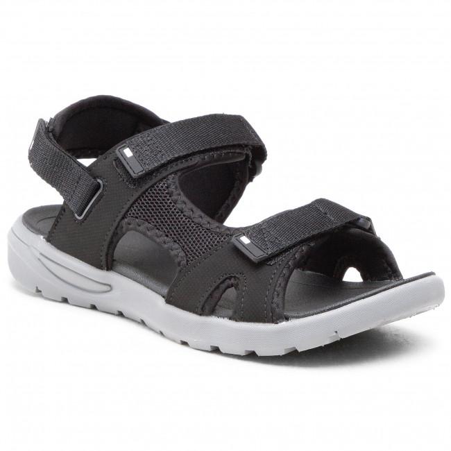 Sandále HALTI - Sandor Sandal 054-2643 Black P99