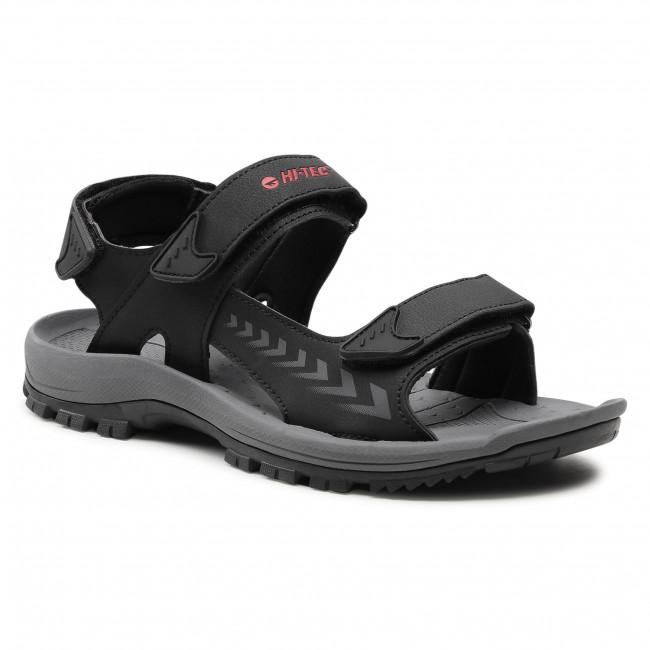 Sandále HI-TEC - Lubiser AVS-SS20-HT-01-Q2 Black