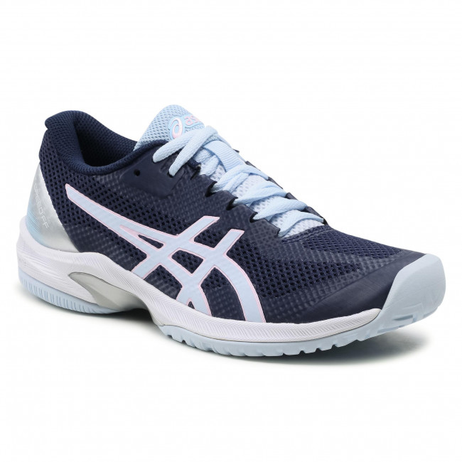 Topánky ASICS - Court Speed Ff 1042A080  Peacoat/Soft Sky 401
