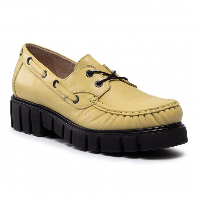 Poltopánky SIMEN - 4563A  Žltá