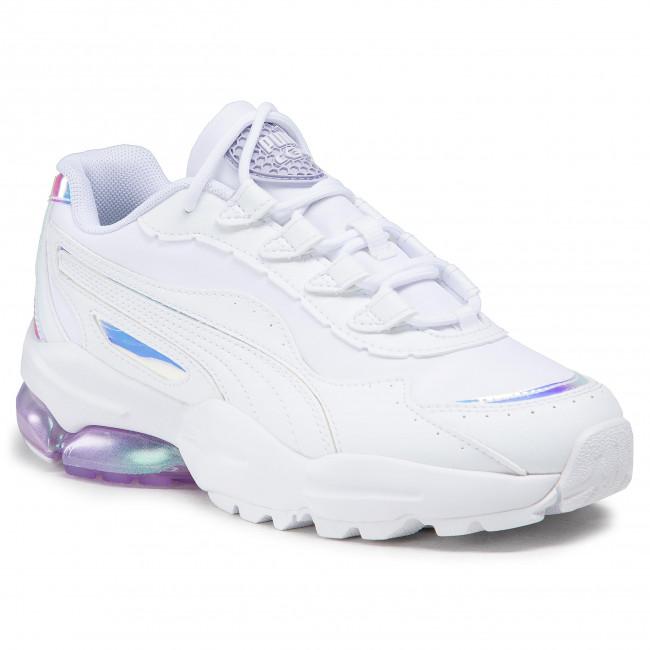 Sneakersy PUMA - Cell Stellar Glow Wn's 371707 01 Puma White/Purple Heather