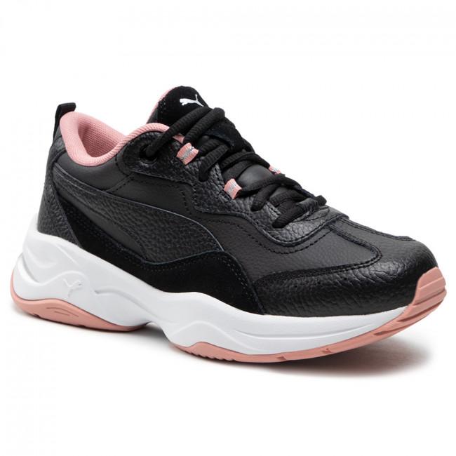 Sneakersy PUMA - Cilia Lux 370282 01 Black B/Rose/Silver/White