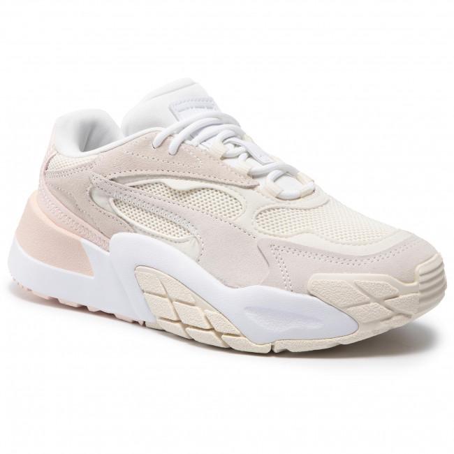 Sneakersy PUMA - Hedra Minimal Wn's 375119 01 Marshmallow/Cl Pink/Puma Wht