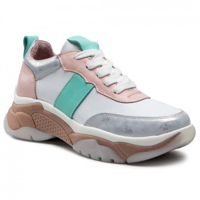 Sneakersy BADURA - 6579-69 Multikolor 1105