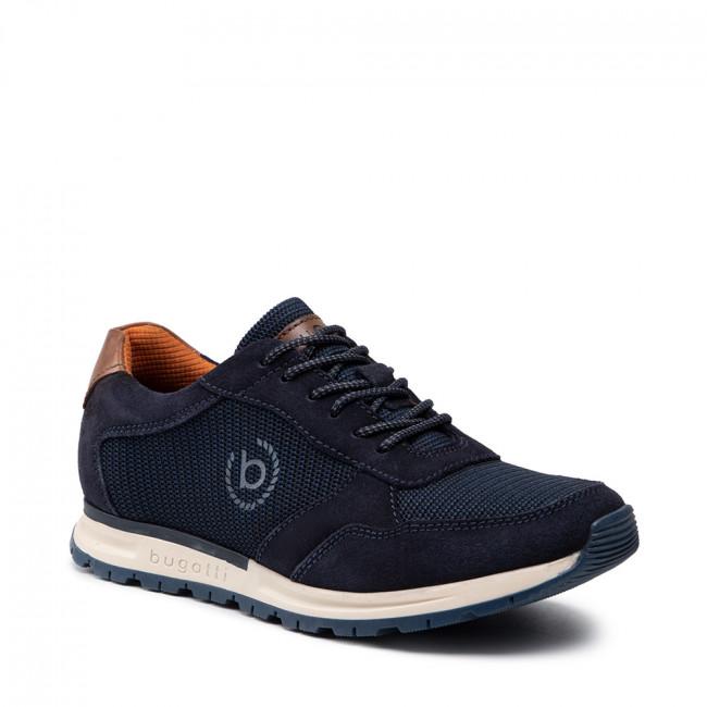 Sneakersy BUGATTI - 335-81904-1469-4141 Dark Blue/Dark Blue