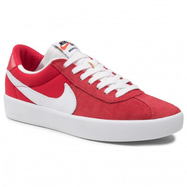 Topánky NIKE - SB Bruin React CJ1661 600 University Red/White