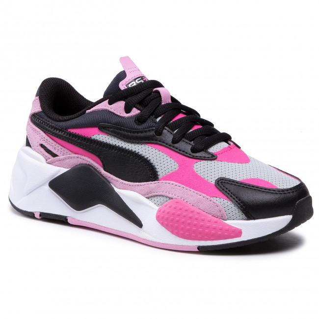 Sneakersy PUMA - Rs-X Bright Jr 374446 02 Glowing Pink/Pale Pink/Black