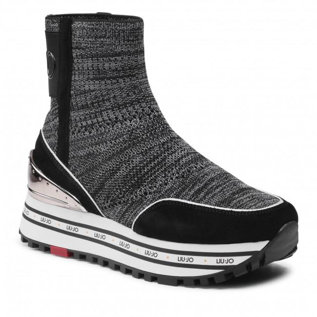 Sneakersy LIU JO - Maxi Wonder 30 BF1061 TX204 Black 22222