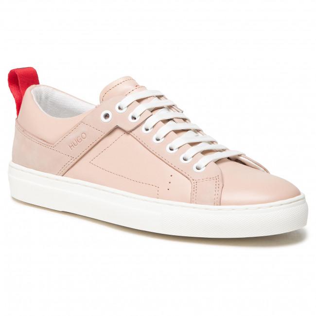 Sneakersy HUGO - Mayfair LaceUp 50454666 10235244 01 Light Beige 272
