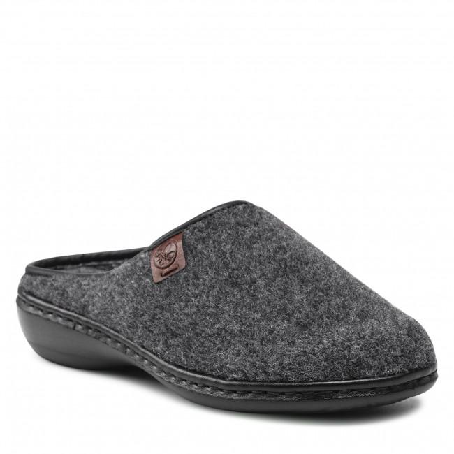 Papuče RIEKER - 659A4-45 Grau