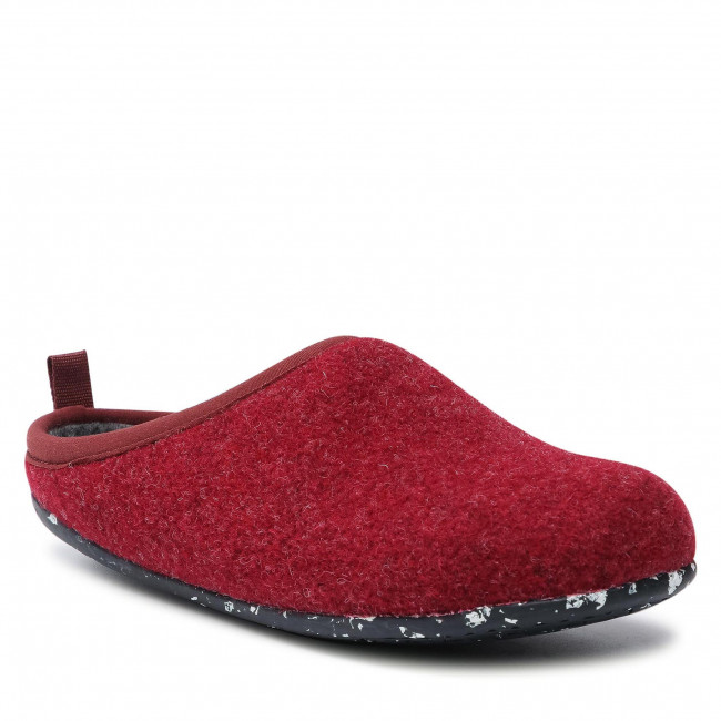 Papuče CAMPER - Wabi 20889-101 Burgundy