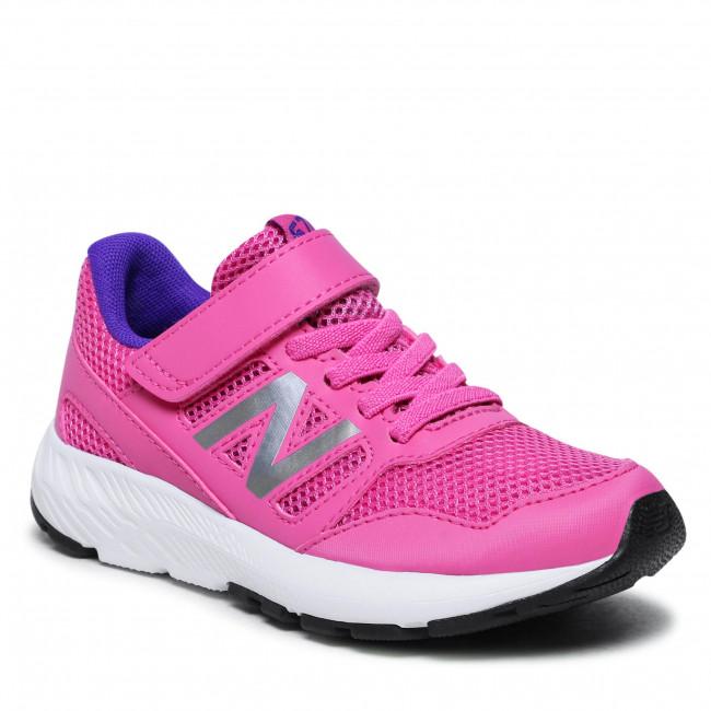Sneakersy NEW BALANCE - YT570CRB  Ružová