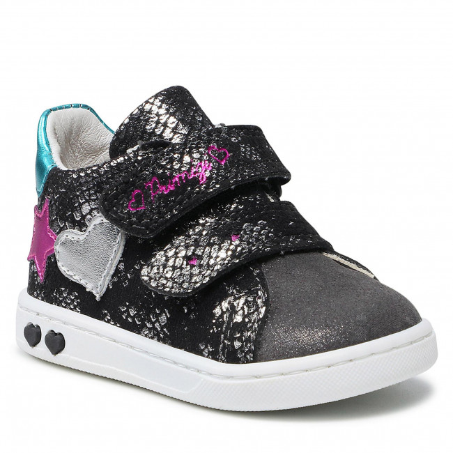 Sneakersy PRIMIGI - 8404100 Nero