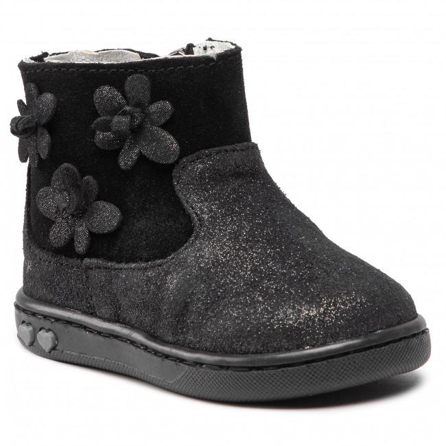 Členková obuv PRIMIGI - 8404222 Nero