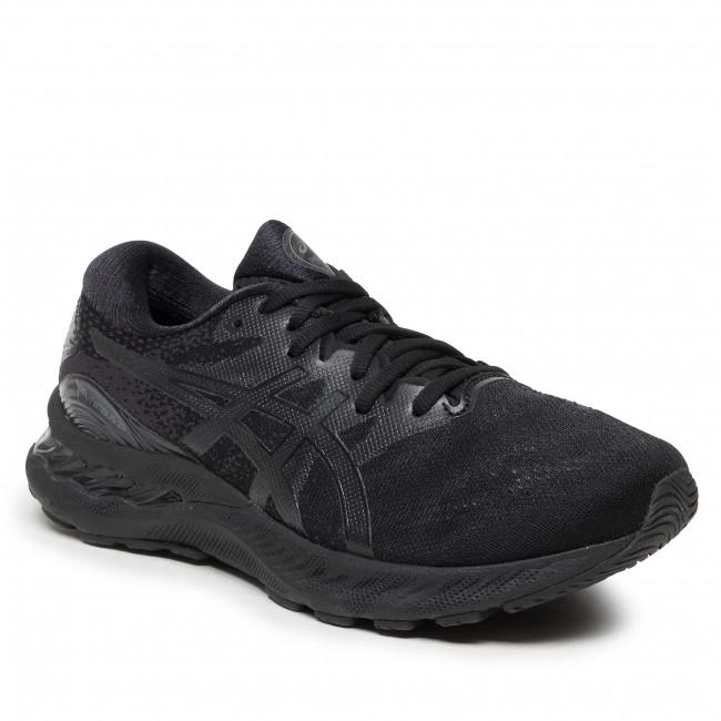 Topánky ASICS - Gel-Nimbus 23 1011B004 Black/Black