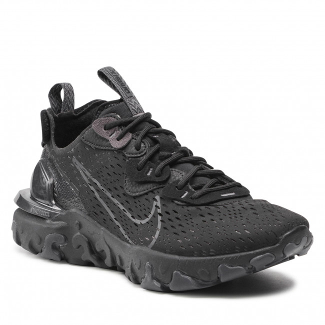 Topánky NIKE - React Vision CD4373 004 Black/Anthracite Black