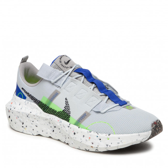 Topánky NIKE - Crater Impact DB2477 020 Pure Platinum/Black