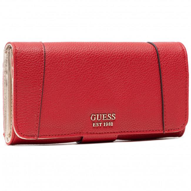 Veľká Peňaženka Dámska GUESS - Naya (SLG) SWVG78 81590 RED
