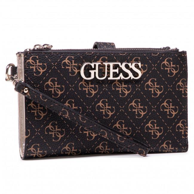 Veľká Peňaženka Dámska GUESS - Uptown Chic (SLG) SWQL73 01570 BRO