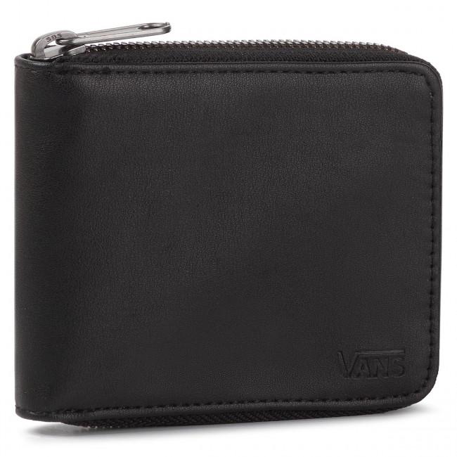 c68b213da Veľká Peňaženka Pánska VANS - Mn Drop V Zip Wallet VN0A31JABLK1 ...