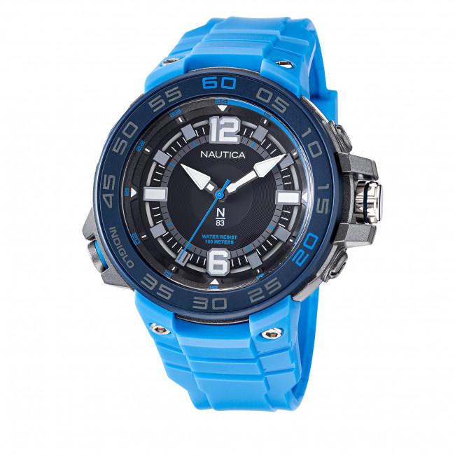 Hodinky NAUTICA - N83 Gents NAPCNF107 Blue/Navy