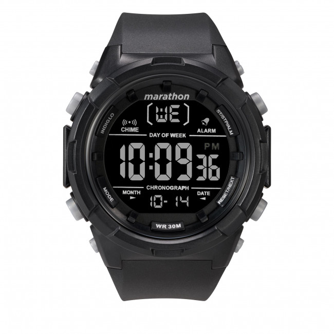Hodinky TIMEX - Marathon TW5M22300 Black/Black