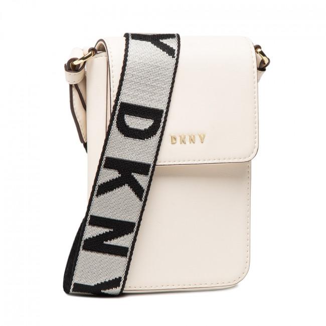 Kabelka DKNY - Winonna Flap Phone C R11EKM09 Ivory IVY